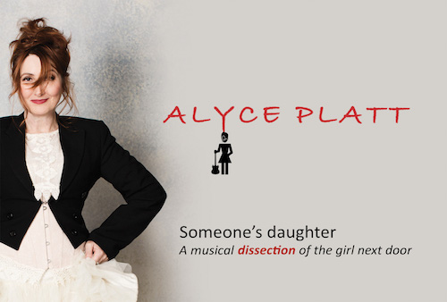 ALYCE PLATT - Someone's Daughter