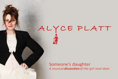 ALYCE PLATT - Someone's Daughter